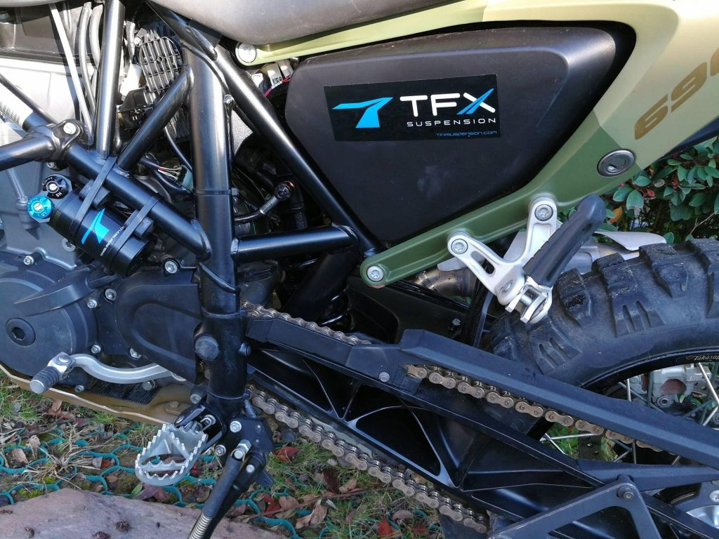 TFX Suspension Technology