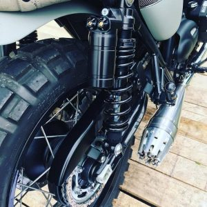 TFX Suspension motorcycle