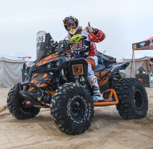 TFX Suspension for ATVs and Quads